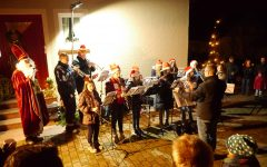 Nachlese – Jugendorchester begrüßt den Nikolaus