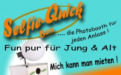 Fotobox – Fotobooth zum Fest 2019