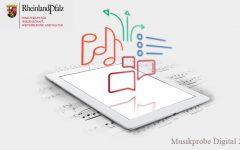 Musikprobe Digital 2.0 – MV Preist geht gemeinsam mit der Universität Trier neue Wege